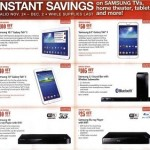Costco Black Friday Deals and Sales 2013. Thanksgiving Weekend Savings