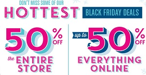 Old Navy Early Cyber Monday 2013 Deals - Black Friday Sale