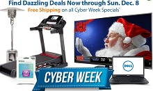 Sams Cyber Week deals