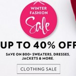 Victoria's Secret Early Cyber Monday Deals. Save up to 40% on Sweaters, Dresses, Jackets
