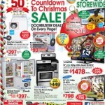 ABC Warehouse Cyber Monday 2013 Sales. Up to 65% off Storewide