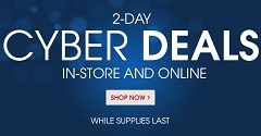 Academy Sports Cyber Monday 2013 Deals