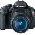 Save $150 on Canon EOS Rebel T3i DSLR Camera