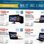 Costco Cyber Monday 2014 Deals – Dell Inspiron 15 Touchscreen Laptop