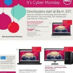 Dell Cyber Monday 2014 Deals – Dell Inspiron Intel Laptop Sale!