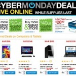 Office Depot/Max Cyber Monday 2014. Samsung Galaxy Tab 4 Tablet