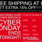 Macy's Cyber Monday 2014 Deals – Save Extra 15% OFF