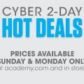 Academy Cyber Monday