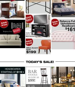 Art Van Cyber Monday 2015 Deals