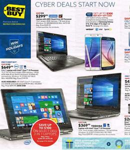 a221a2f7ff9 Cyber monday laptop deals 2018 best buy   Wcco dining out deals