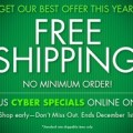 Boscov's Cyber Monday sale