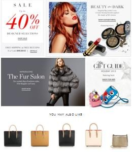 5ed6aeed92e4b9 Saks Fifth Avenue Cyber Monday 2015 Deals