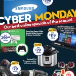 Walmart Cyber Monday 2015 deals available from Sunday November 29