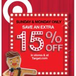 Target Cyber Monday 2016 – Cyber Week Deals