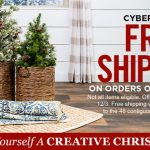 Hobby Lobby Cyber Monday Sale 2016